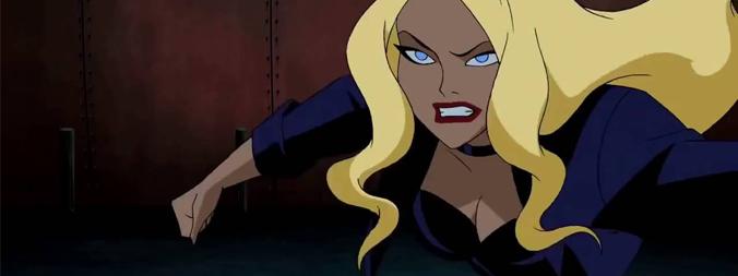 Black Canary Justice League